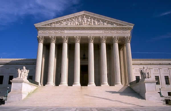 The United States Supreme Court Building