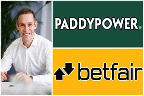 Paddy Power Betfair CEO Peter Jackson