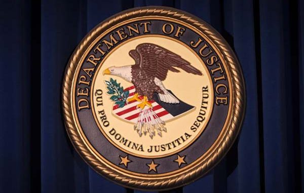 Department of Justice US Seal