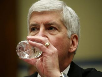 Former Michigan Governor Rick Snyder