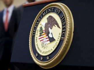DOJ official seal
